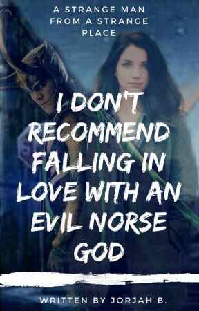 [COMPLETE][Book 1] I Don't Recommend Falling In Love With An Evil Norse God by Sandwich_day
