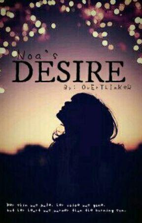 Noa's Desire by skylare_m