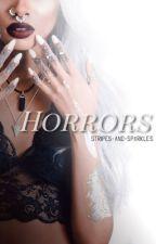 Horrors || Steve Rogers X Reader [Slow Updates] by phallo-lalia