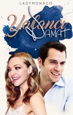 YALANCI DAMAT(Tamamlandı) by ladymonaco