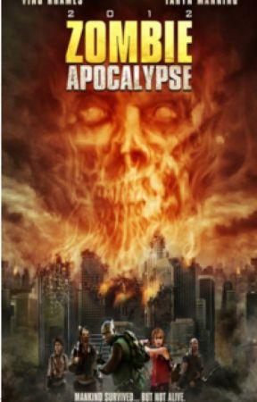 the zombie apcalypse#wattys2016 by deadpool0202