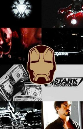 The One And Only Iron Man by BrokenArmxr