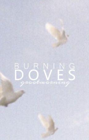 Burning Doves//Matthew Murdock by grootmorning