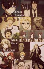 Seven Minutes in Heaven (Black Butler/Kuroshitsuji Edition) by charity_l_martin