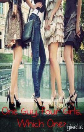 One Guy,Four girls,Which One? by XxXForevermoreXxX