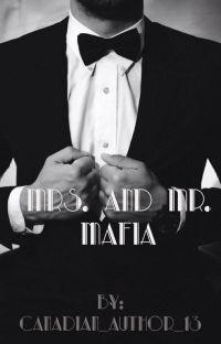Mrs. And Mr. Mafia cover