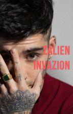 Zalien Invazion  by VenerableBean