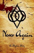 Never Again: A Skyrim Story by SaliceRoanan