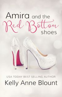 Amira and the Red Bottom Shoes #OnceUponNow cover