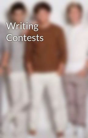 Writing Contests by kaufmannamber