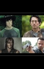 The Outbreak (Carl grimes x reader fanfic book) by egs24681