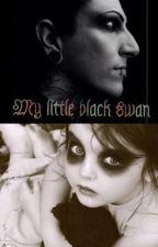 My Little Black Swan- A Chris Motionless Fan-fiction  by Creep_It_Kawaii