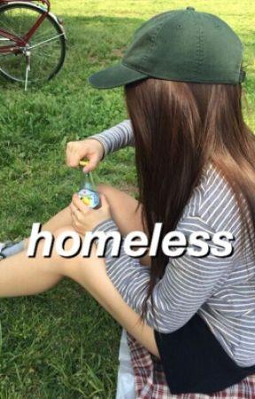 homeless [zayn] by happylittleashton