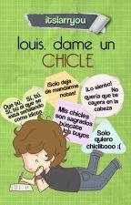 Louis, dame un chicle. de itslarryou