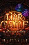 liar game: graphics portfolio cover