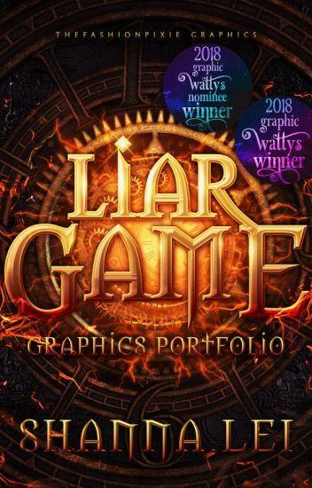 liar game: graphics portfolio