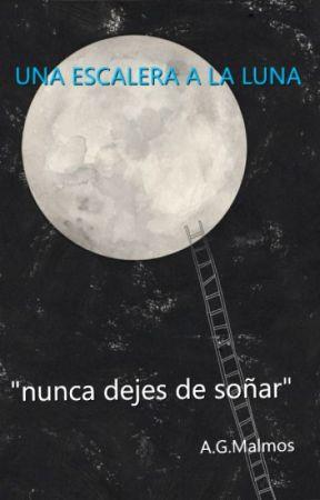 Una escalera hacía la luna by GabrielaMaldonado647