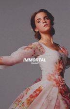Immortal ▷Steve Rogers by filmzbuff