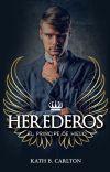 HEREDEROS I | El príncipe de Hielo cover