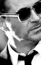 My New Boss (Robert Downey Jr FanFic) by Kal_RDJ