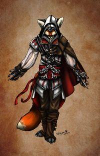 My Assassin (Kung Fu Panda fanfic - Tigress x OC) [REVISED✅] cover