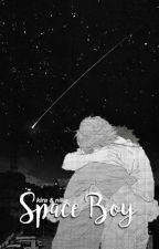 space boy - iwaoi [rewriting] by nikaravenscraft
