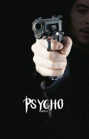 Psycho by quteyx