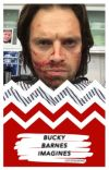 Bucky Barnes Imagines cover