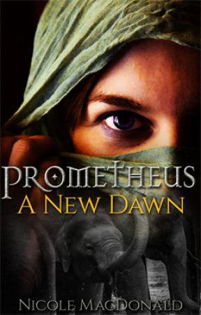 Prometheus, A New Dawn by DamselinaDirtyDress