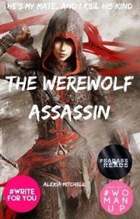 The Werewolf Assassin #TheShineAwardsWerewolf cover