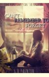 Can't Remember to Forget You cover
