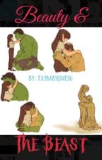 Beauty and The Beast ((Bruce Banner/Hulk love))  by Sun_Shine_Loverz