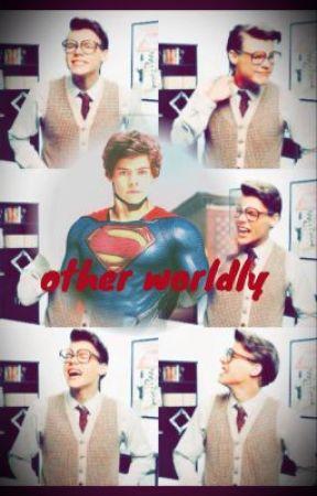 Otherworldly - AU: Harry/Marcel/Superman by sydneyelainee