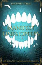 Lichtbringer Vampire: Manifest by DianthaStern