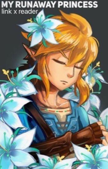 My Run-Away Princess (Link X Reader)
