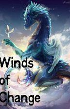 Winds Of Change by klasvaakie