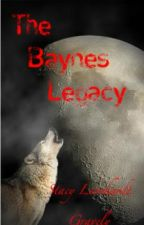 The Baynes Legacy- Book 2 - Youth Of The Night by angelwing218