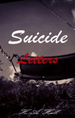 Suicide Letters by NoSoundAllEcho
