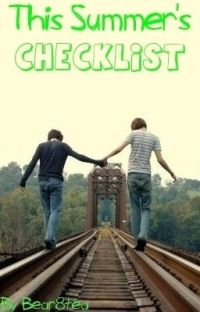 This Summer's Checklist cover