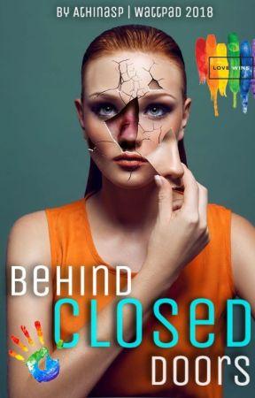 Behind Closed Doors | girlxgirl by AthinaSp
