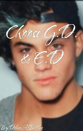 Choose G.D. & E.D. by DolanAfBitches