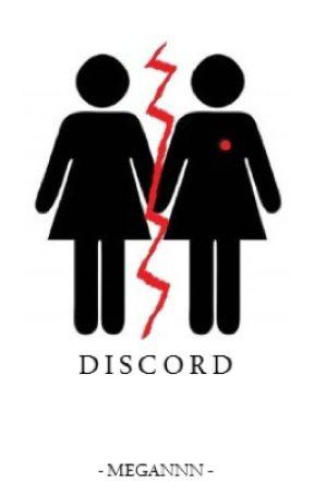 Discord (Lesbian Story) by megannn