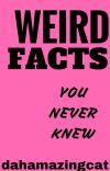 Weird Fact Book cover