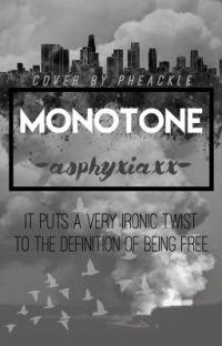 Monotone | ✔️ cover