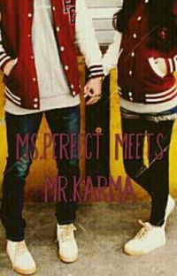 Ms.Perfect meets Mr.Karma cover