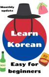 Learn Korean - For Beginners [ Monthly Update ] cover