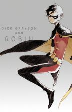 (Young Justice Robin x Reader) by BWI1017