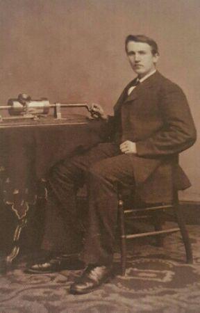 Thomas Alva Edison (1847-1936) by AliAbdellahAbdelkade