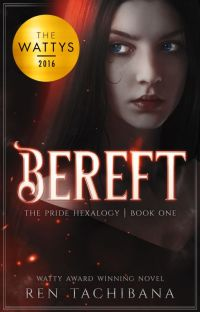 Bereft (Book 1, the Bereft Series) cover