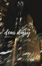 dear diary | kozume kenma x reader by mndotjp